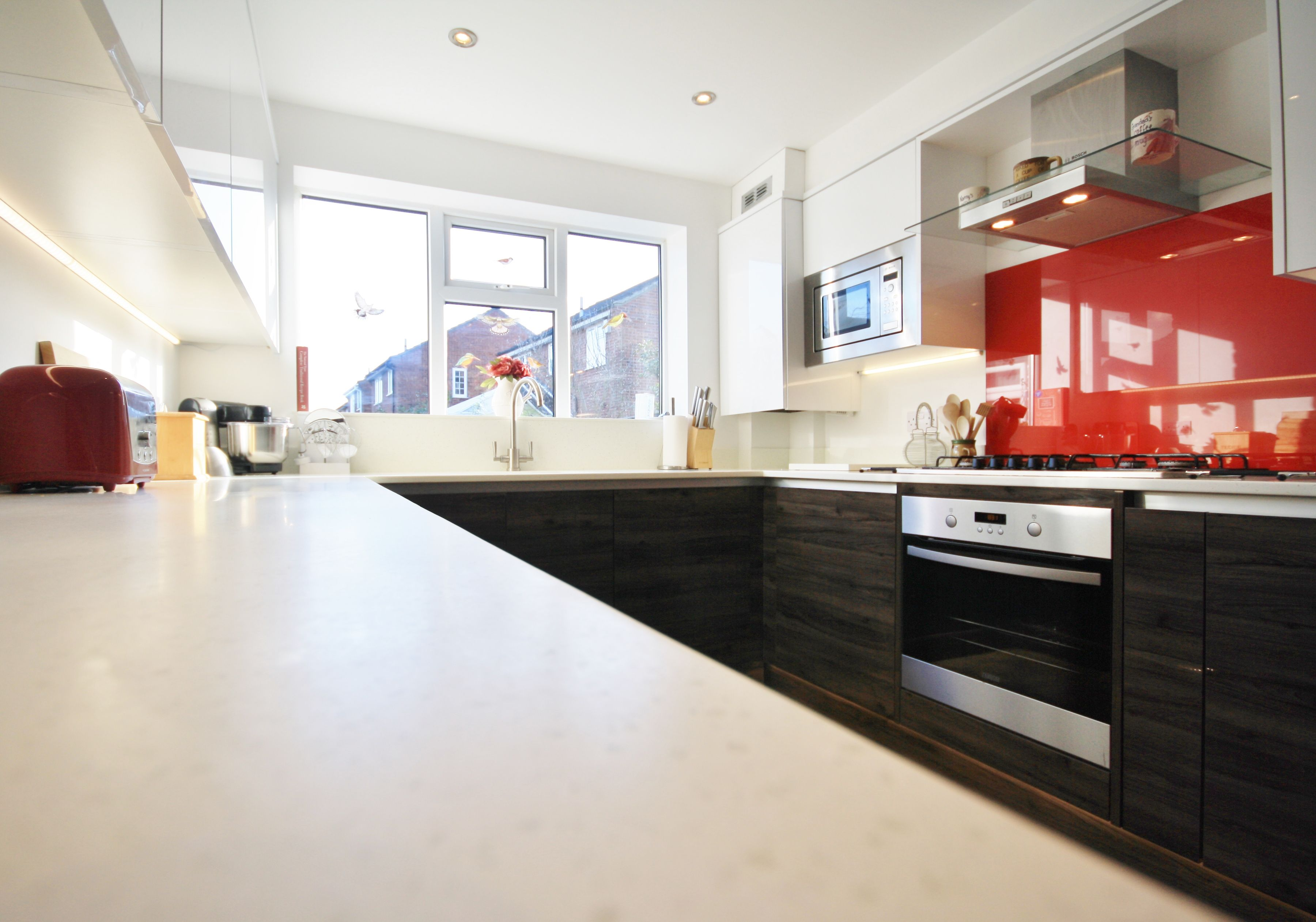 Mistral Worktops and up stand. Designed, Supplied and Installed by ...
