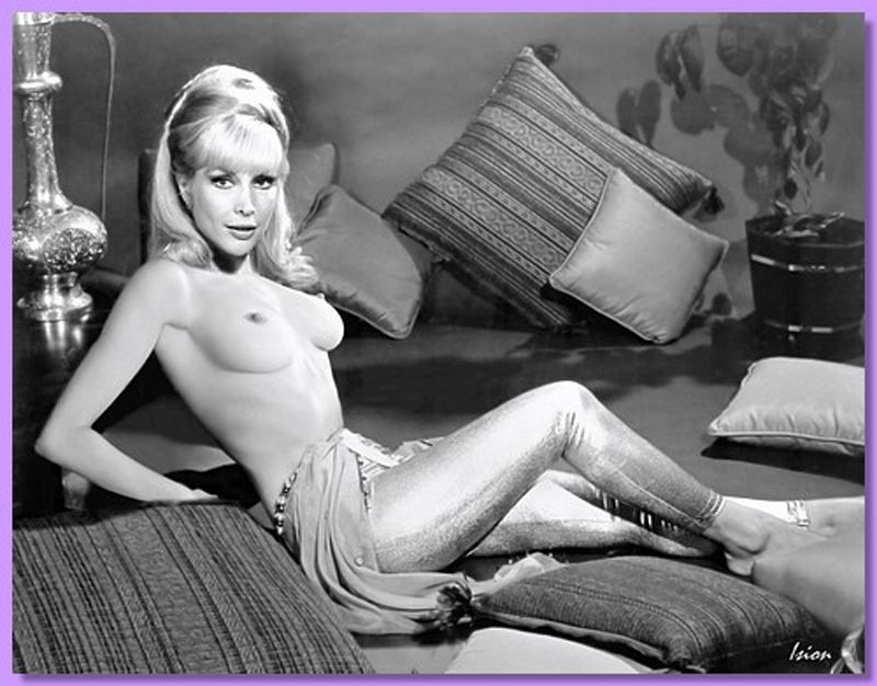 Barbara Eden Naked Nude  Dream Of Jeannie Barbara Eden -8198