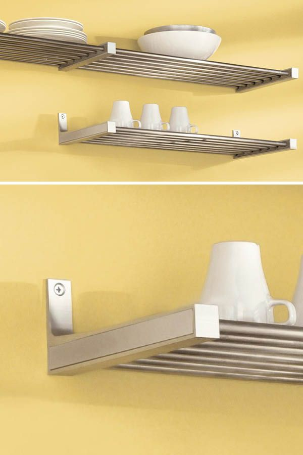 SUMO+BELT Wandregal Metall Shelves, Shelf wall and Design shop