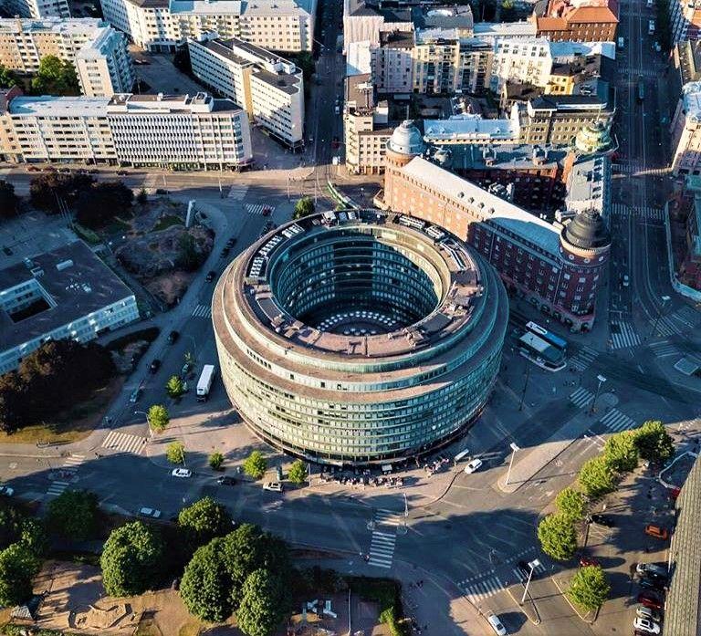 Ympyrätalo Helsinki