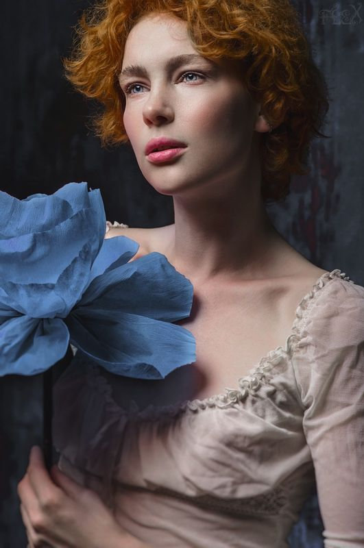 Blue Poppies by FlexDreams.deviantart.com on @DeviantArt
