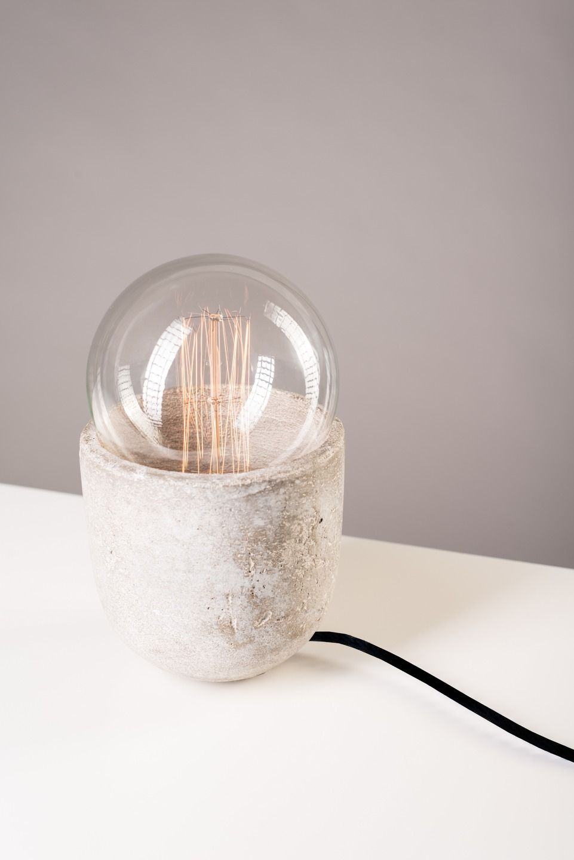 Pin Von Kathi Mongolei Auf Lampen Pinterest Beton Design Lampe
