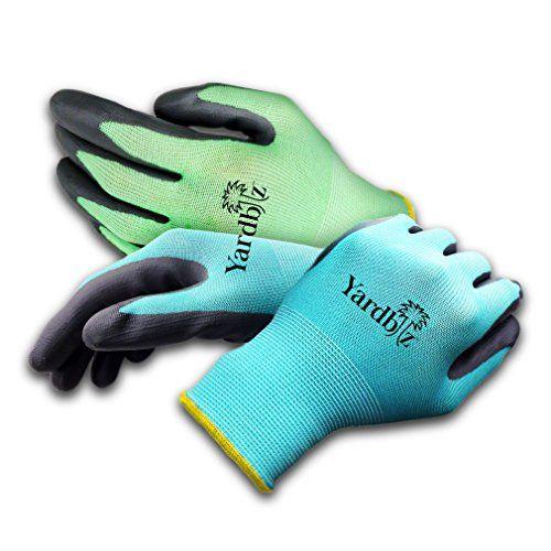 Gardening Gloves 4 Pair Pack Womenssm Mens Size Smallmedium