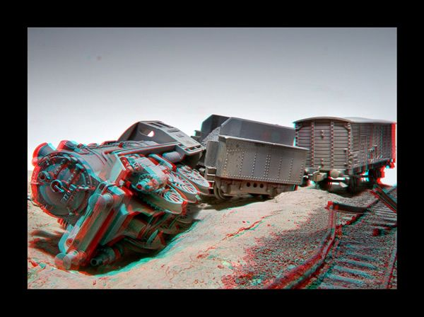 Stereoscopic 3d Effect With Anaglyph Images 3d Photo Stereoscopic Stereoscopic 3d