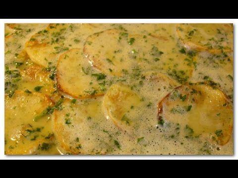 طبخ جزائري طريقة تحضير طبق طاجين البطاطا في الكوشة Food Chicken Meat
