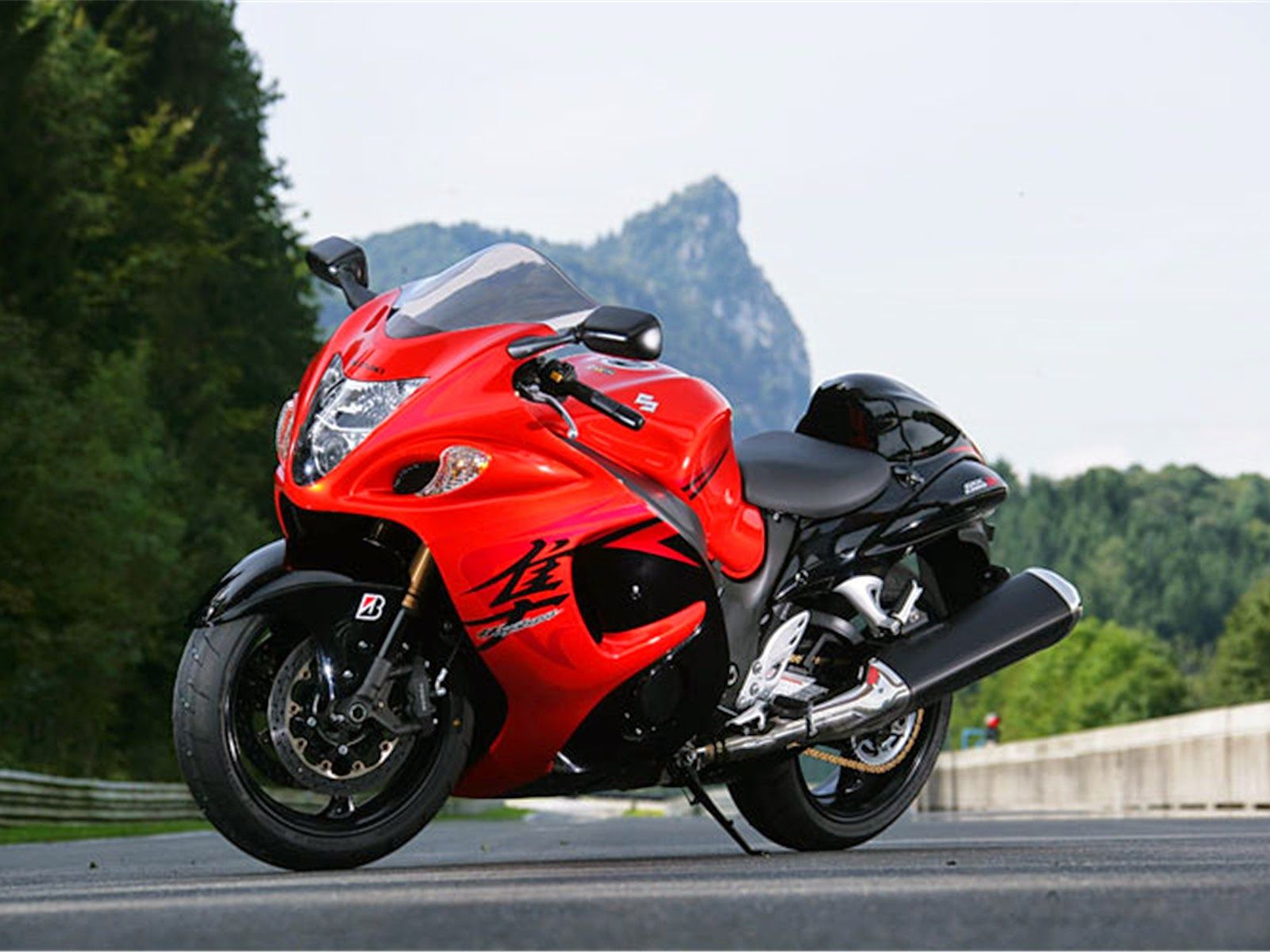 Suzuki Hayabusa Top 10 HD Wallpapers Specification Price | Bike