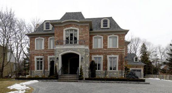 Best Modern Mansard House Building A House Mansard Roof 400 x 300