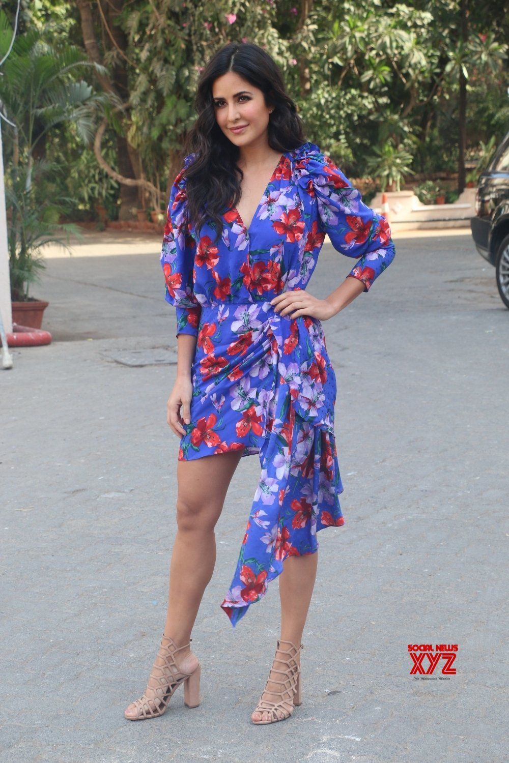 "Mumbai: Film ""Bharat"" promotion - Katrina Kaif (Batch - 3 ..."