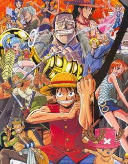 One Piece Episode 131 135 Subtitle Indonesia Post Alabasta Arc