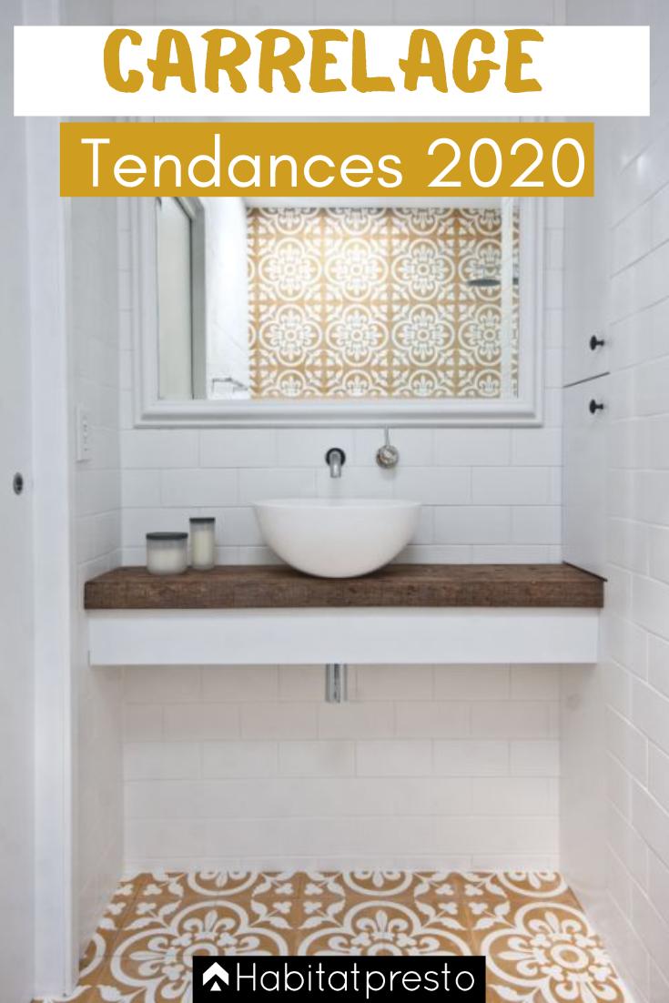 Tendances Carrelage 2020 7 Incontournables Salle De Bain