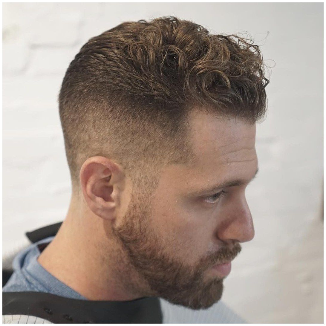 Mens Hair Haircuts Fade Haircuts Short Medium Long Buzzed Side Part Long Top Short Sides Hair Curly Hair Men Mens Hairstyles Curly Really Short Hair
