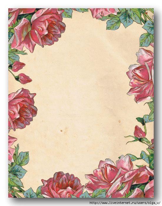 Partituras tampa c.1902 ~ de papel + rosas com idades compreendidas ...