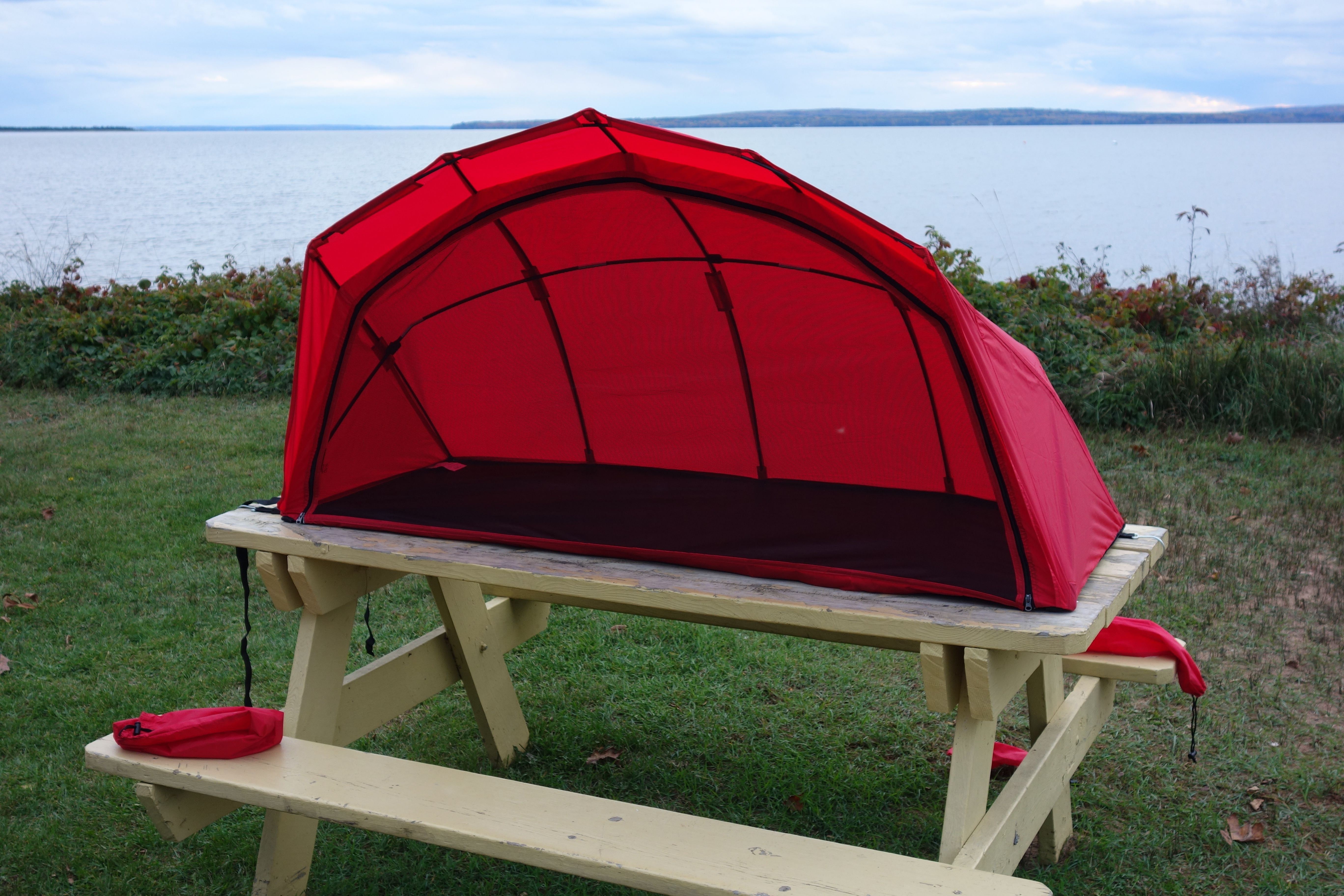 Our  Perfect Picnic  food tent is a perfect fit for standard 6u0027 picnic & Our
