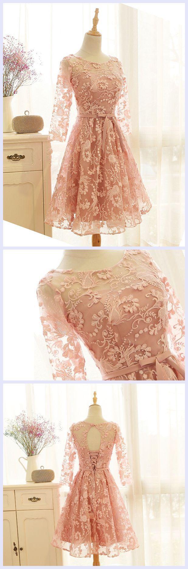 2017 Heimkehr Kleid Sexy A-Line Kurzes Abendkleid Partykleid JK014 # Abendkleid – Kleider