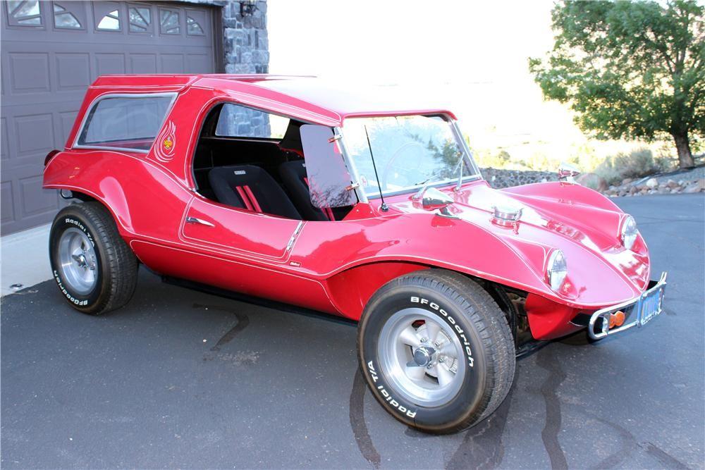 Go Karts Reno >> 1968 VOLKSWAGEN KYOTE II CUSTOM DUNE BUGGY - Barrett-Jackson Auction Company - World's Greatest ...