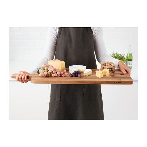 Småäta Chopping Board Acacia Wish List Products Ikea Kitchen