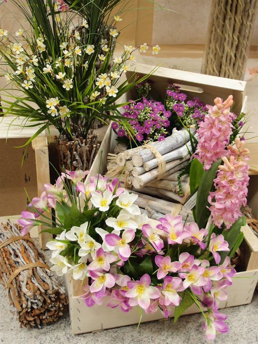 fiori artificiali piante e accessori per fioristi