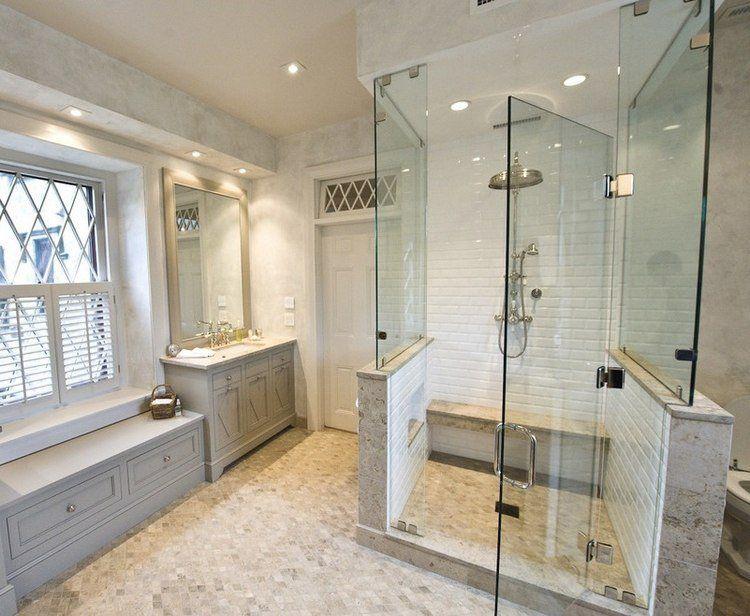 Banc salle de bain - un petit meuble avantageux et distingué ...