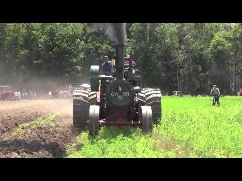 Michigan Steam Engine and Threshers Club Mason, Michigan Mason Michigan 2013 B - YouTube