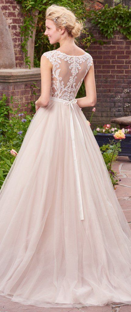 cac984b8f88 The Ultimate Guide to Wedding Gowns for Curvy Brides from Whitney of  CurveGenius - Try the Carrie wedding dress by Rebecca Ingram if you re  heavier in the ...