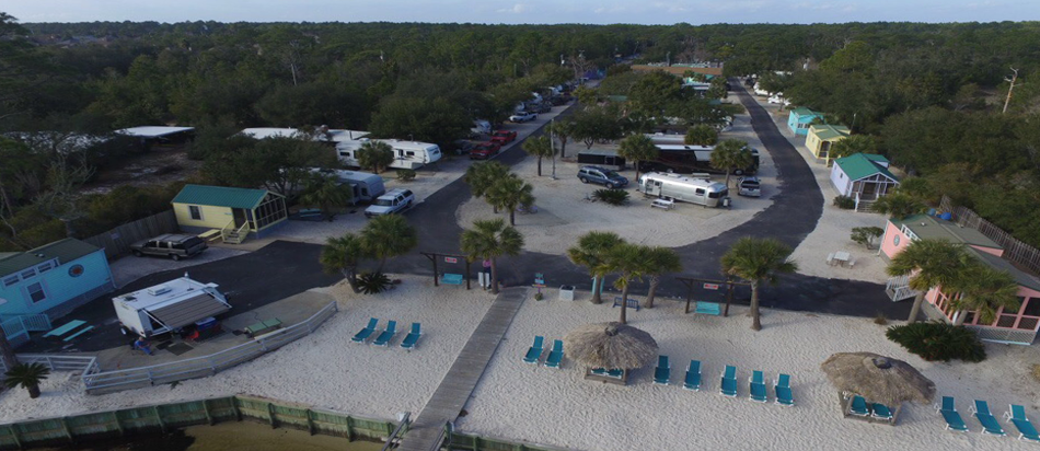 Navarre Beach Campground A Great Place To Stay When