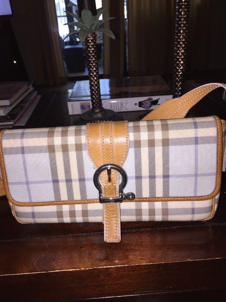 b28124b47425 burberry handbag used