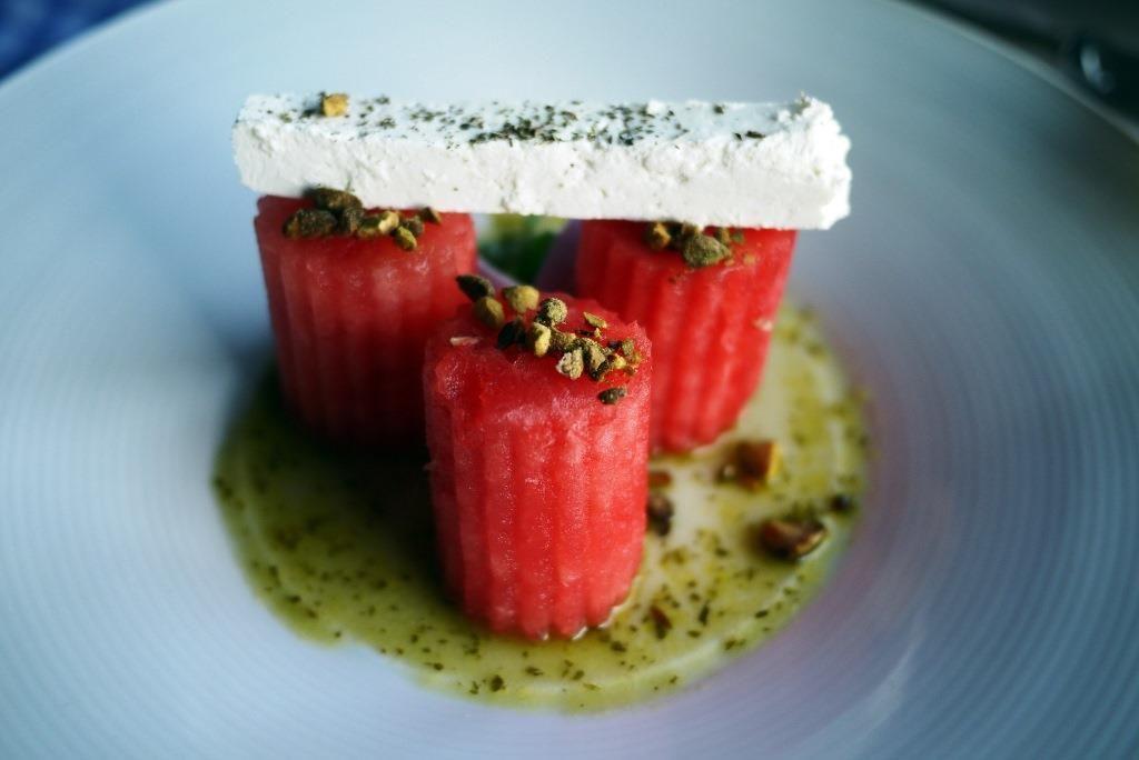 Ananda Watermelon Salad