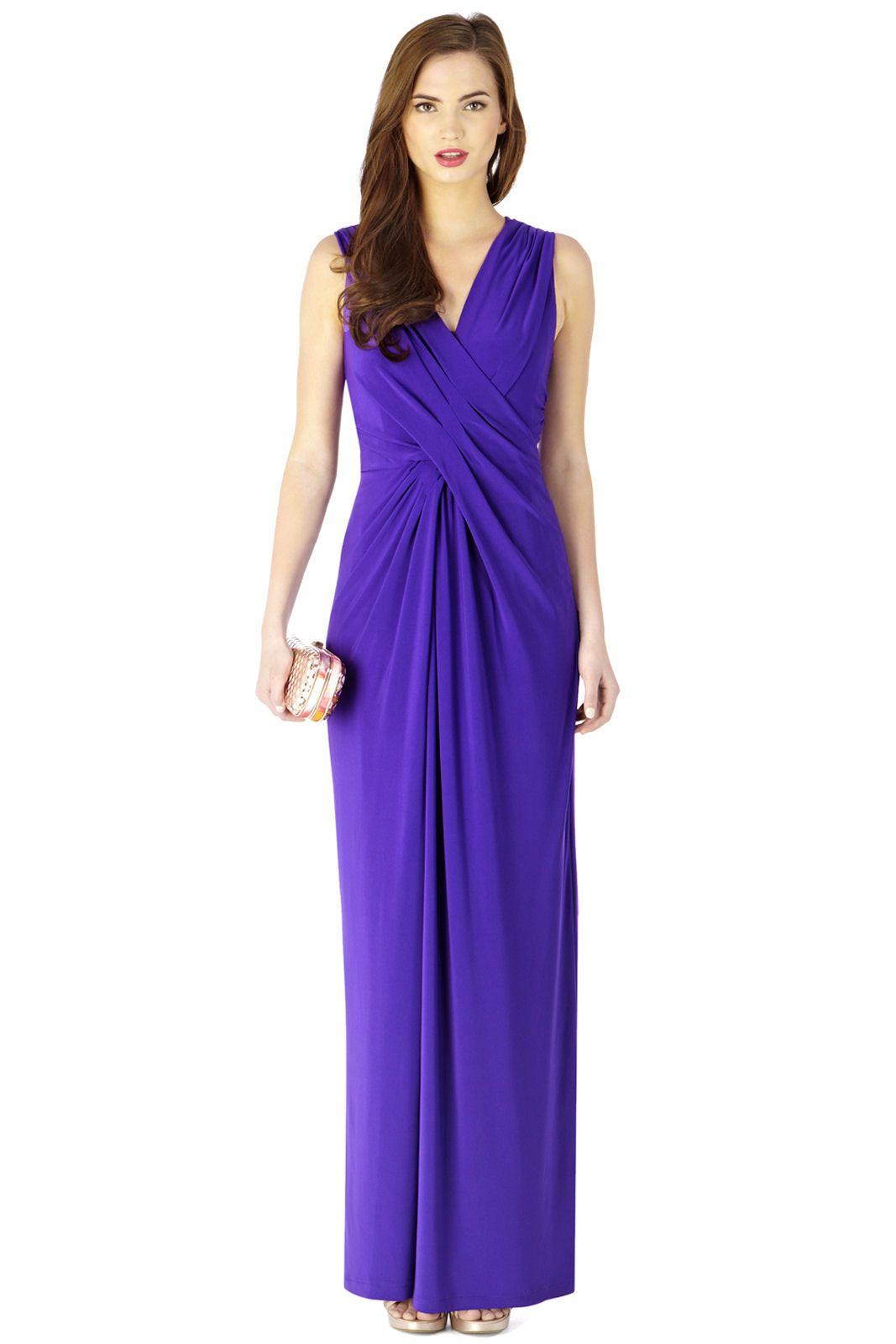 elegant purple maxi dresses | Style | Pinterest | Maxi dresses ...