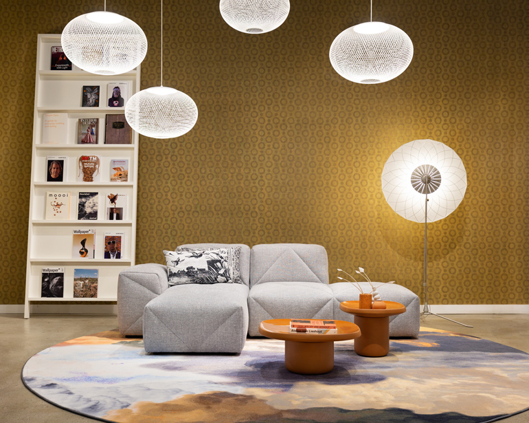 Steelcase Partners With Moooi and Moooi Carpets for North