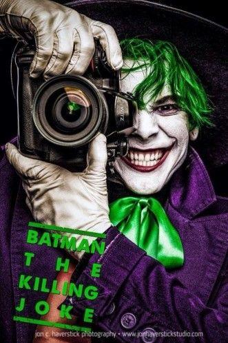 Curinga, de O Batman - 2 (© Smile-X Villain Co)