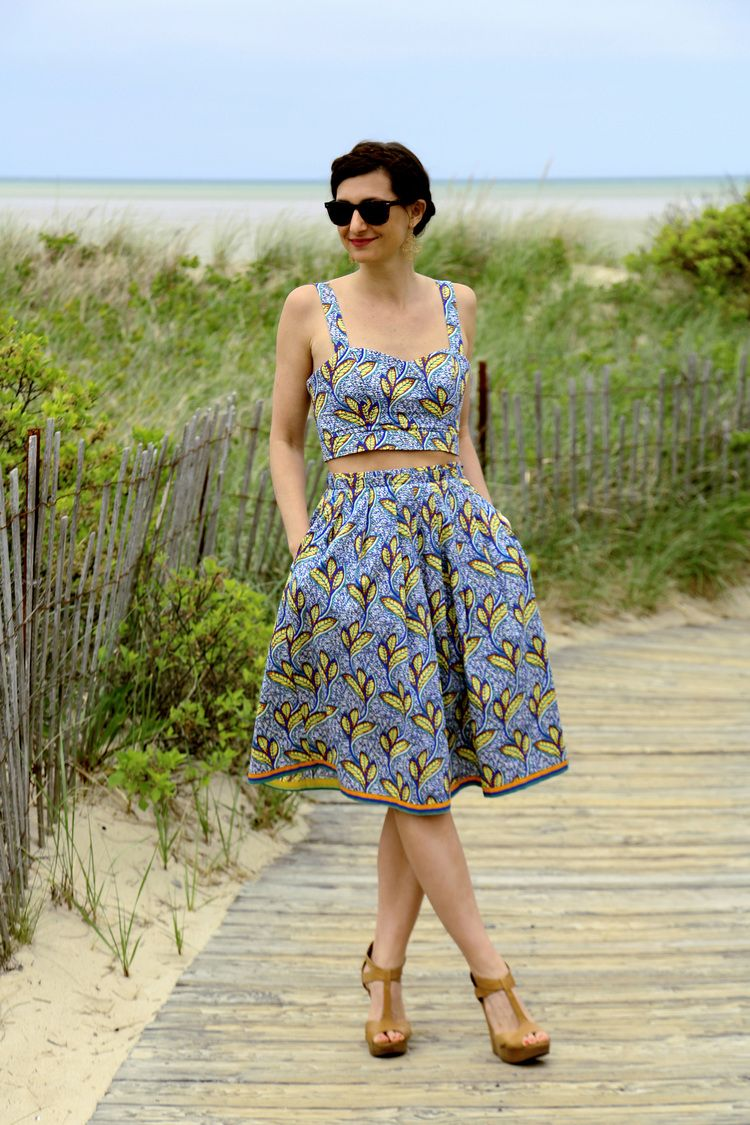 1000 Images About African Print 2 Piece Outfit On: Trend To Try: Two Piece Matching Set