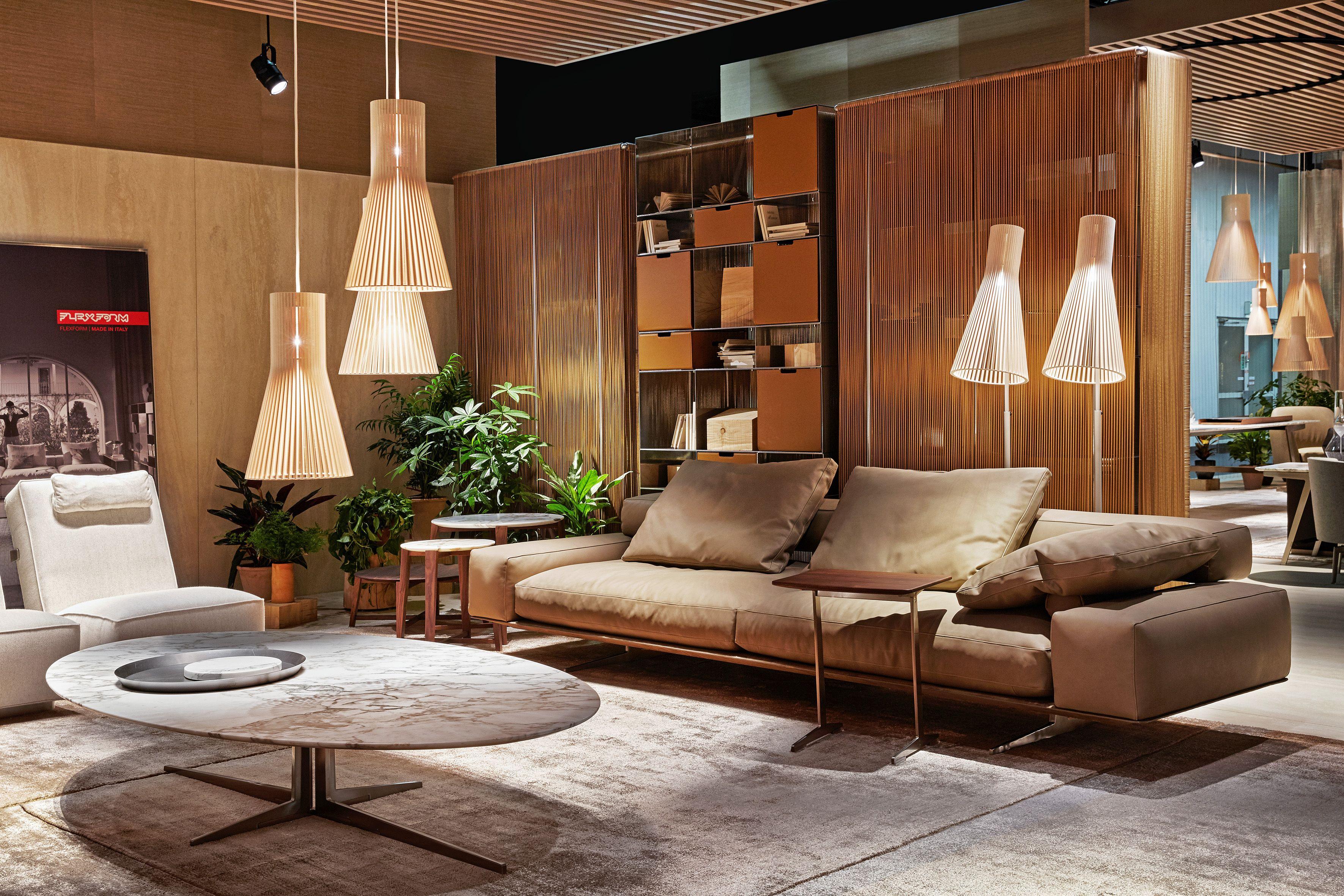 FLEXFORM NEW LARIO sofa design Antonio Citterio