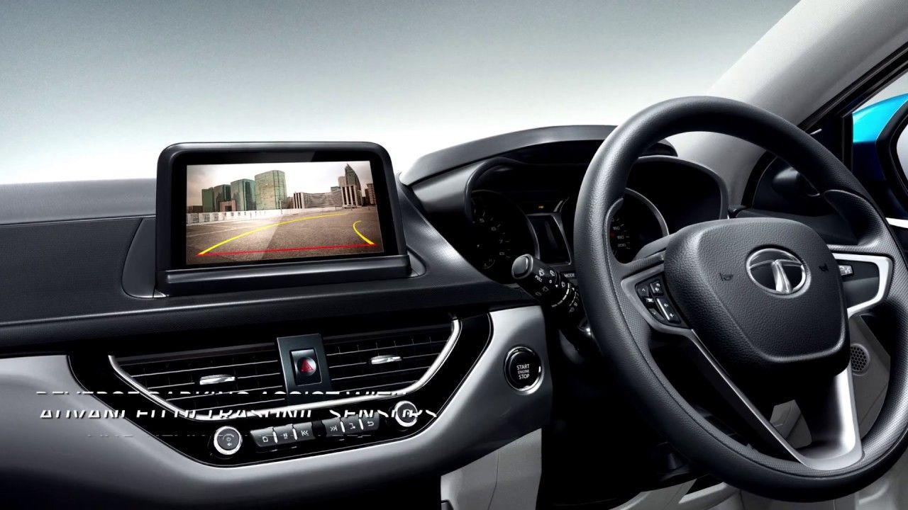 Best amazing design tata nexon interior top model