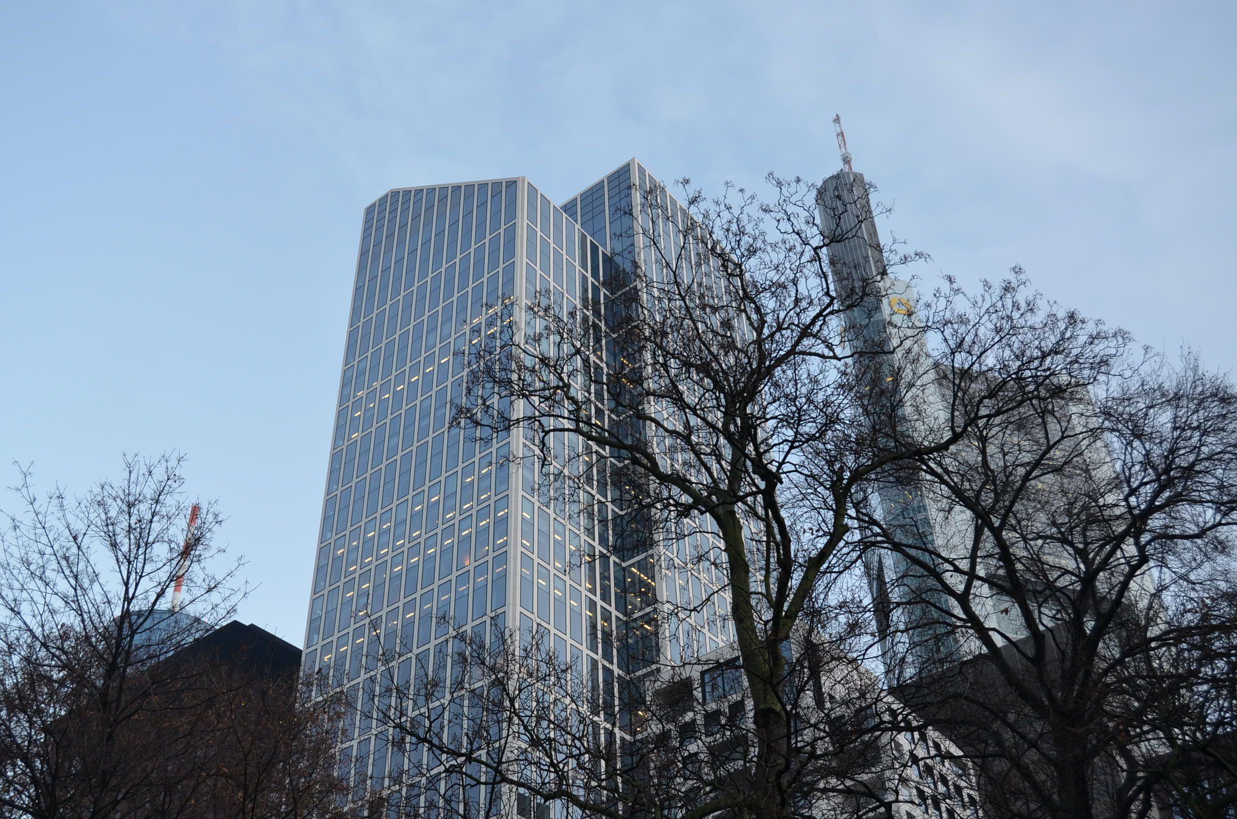 Edificios Frankfurt