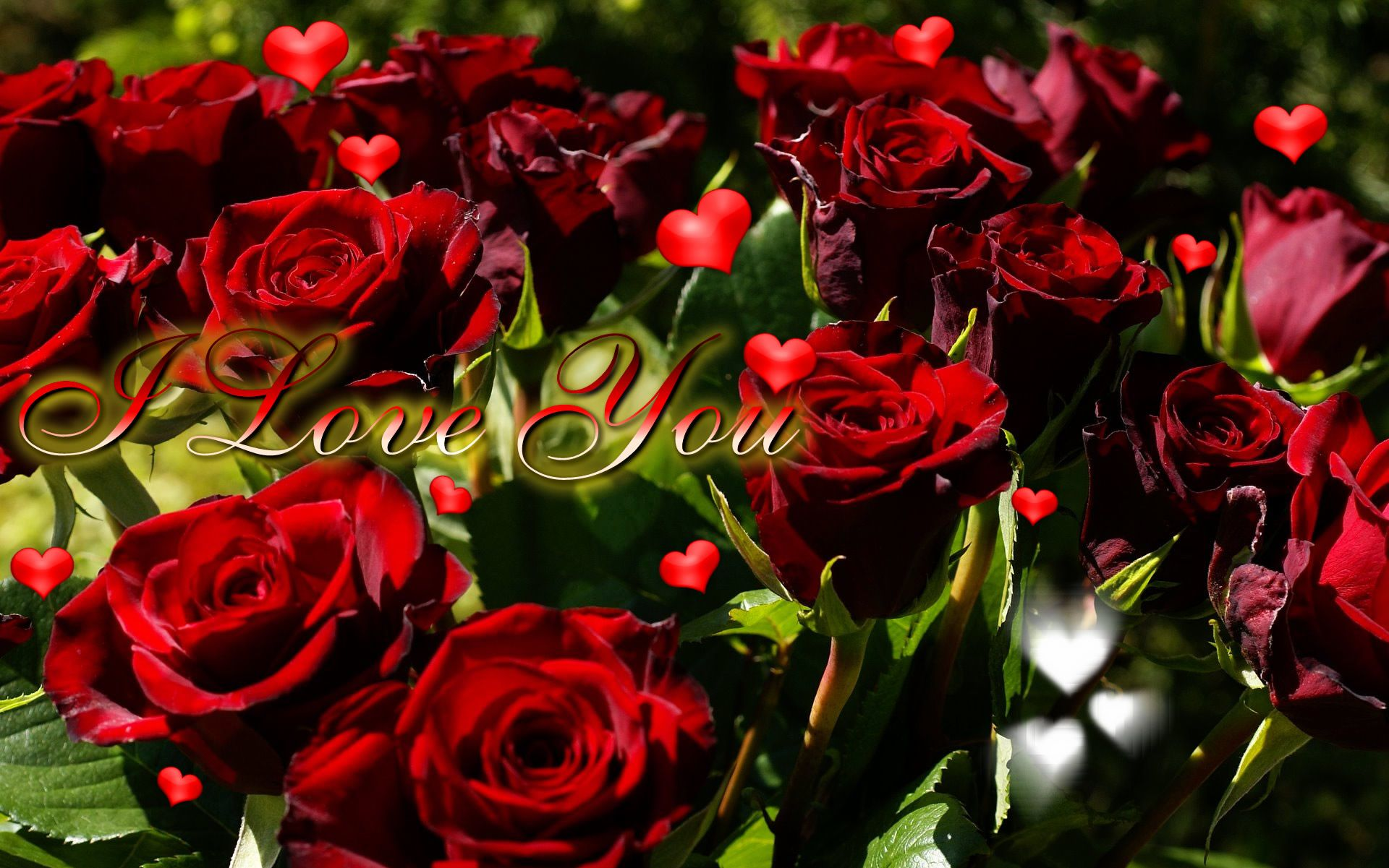 Images For Glitter Hearts And Roses Gif Beautiful Art More