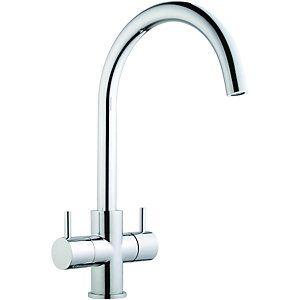 Wickes Kumai Monobloc Mixer Kitchen Sink Tap Chrome | kitchen ...