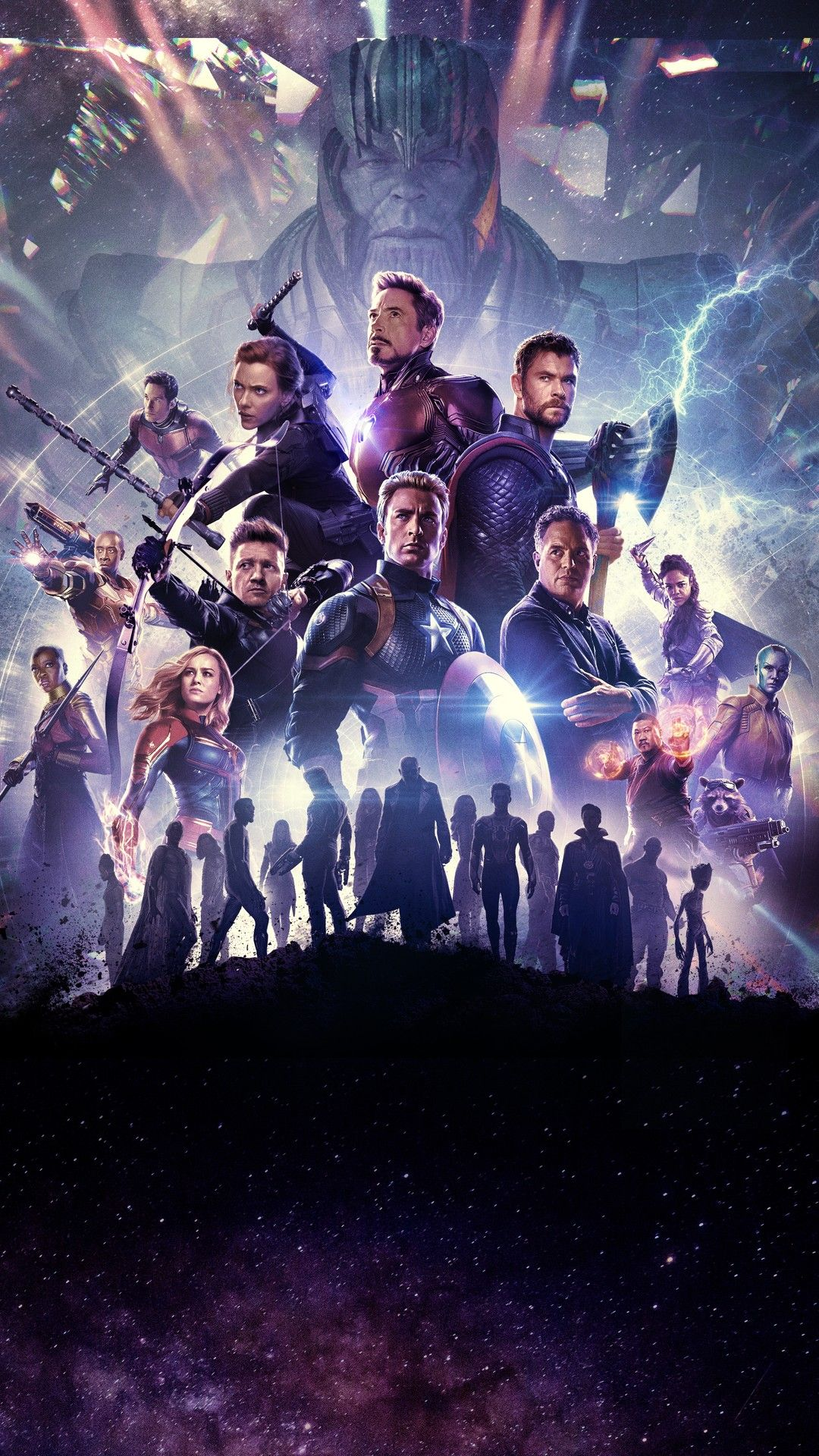 Avengers Endgame 2019 Android Wallpaper Best Movie Poster