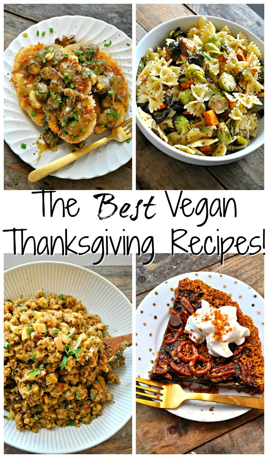 The Best Vegan Thanksgiving Recipes Rabbit And Wolves Vegan Thanksgiving Recipes Vegetarian Thanksgiving Vegan Thanksgiving