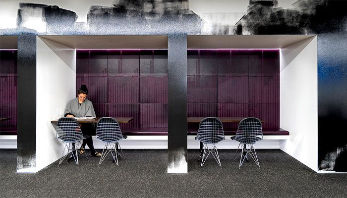 Marvelous Modern Office Design Concept By Studio O+A   InteriorZine