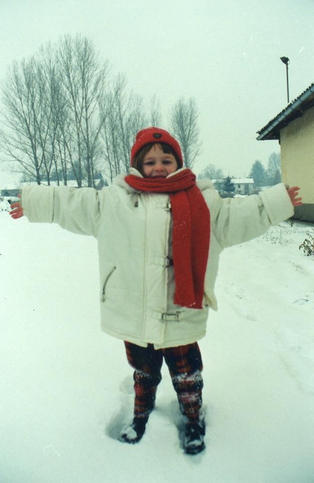 Me, when I was just a child! ❤