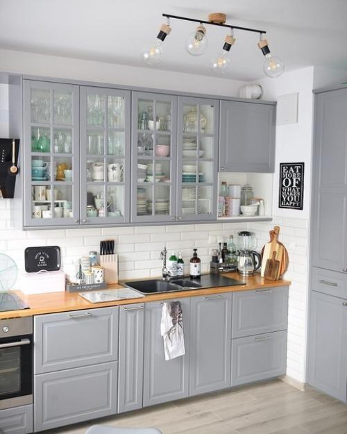 Кухня «Будбин» ИКЕА (40 реальных фото): отзывы, цены и ...