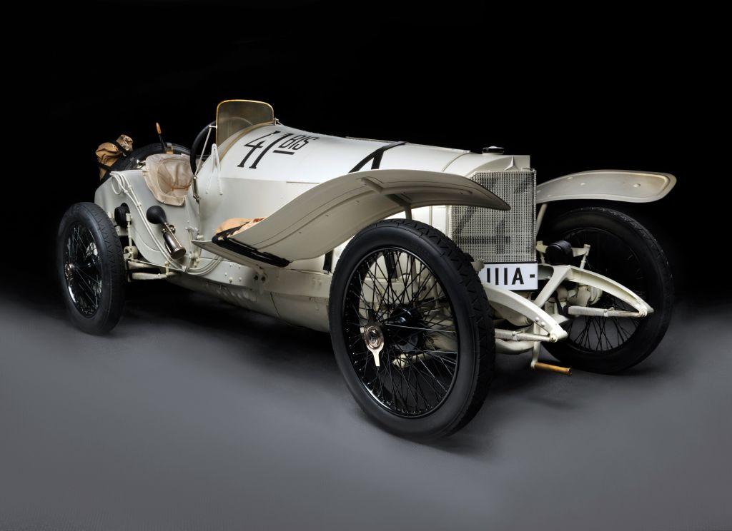 mercedes 115 ps grand prix racing car 39 1914 maintenance restoration of old vintage vehicles the. Black Bedroom Furniture Sets. Home Design Ideas