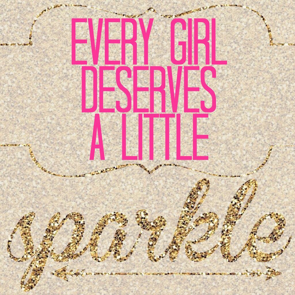 Every girl deserves a little sparkle!   Shimmer + Shine ...
