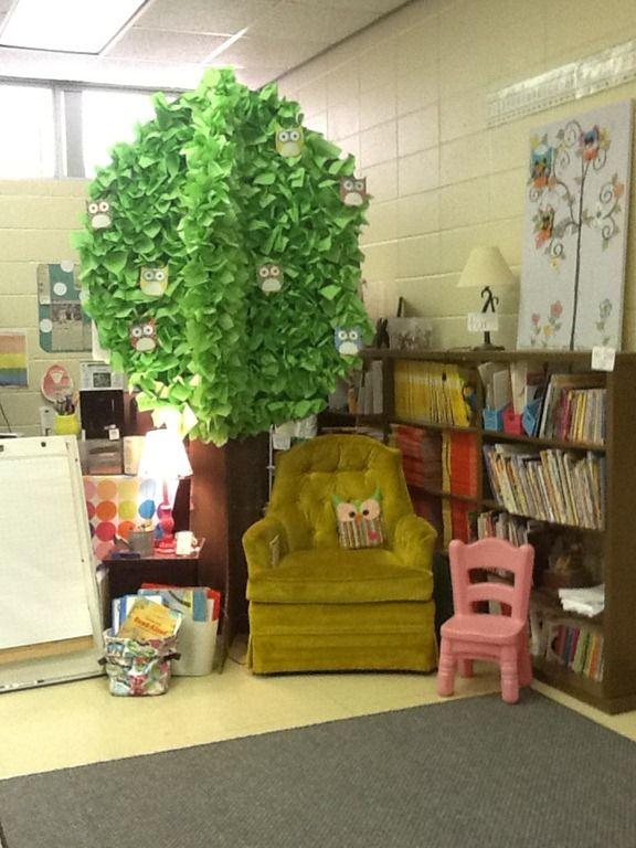 Classroom Decor Tree : Classroom tree schoolgirl style schoolgirlstyle