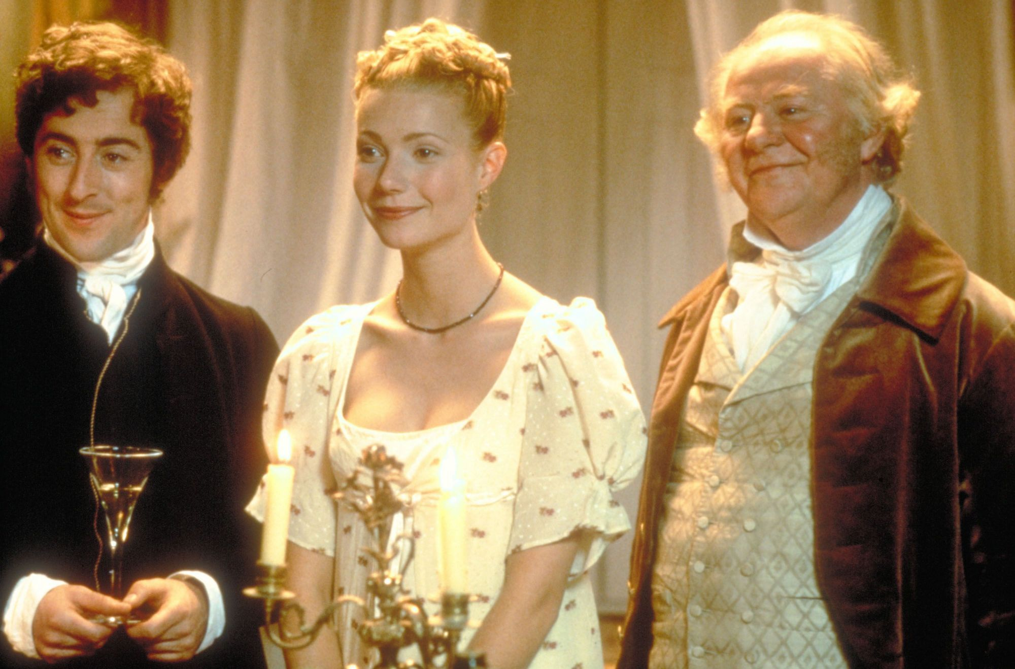 Emma 1996 - Emma Woodhouse and Mr Elton with Mr Woodhouse