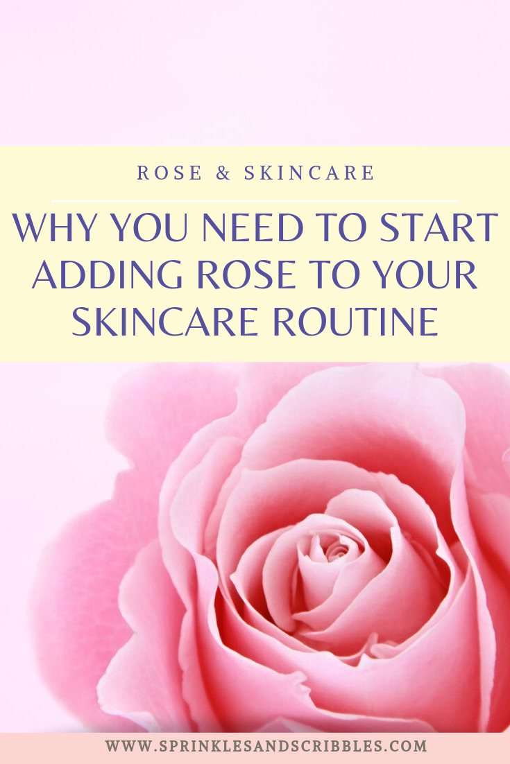 Rose The Skincare Miracle Good morning romantic