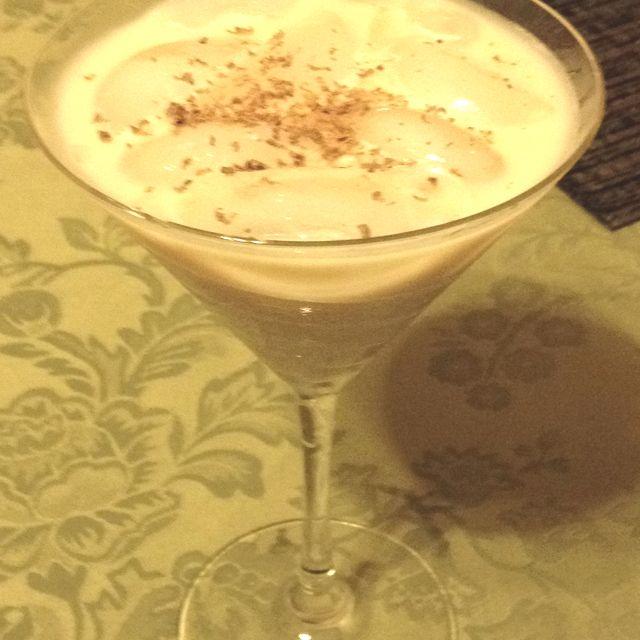 Rum Chata Coconut Macaroon...yummy!!!