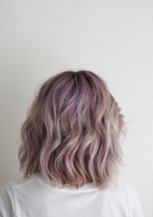 Pinterest Itssamsworld Short Hair Waves Shoulder Length Hair Hair Styles