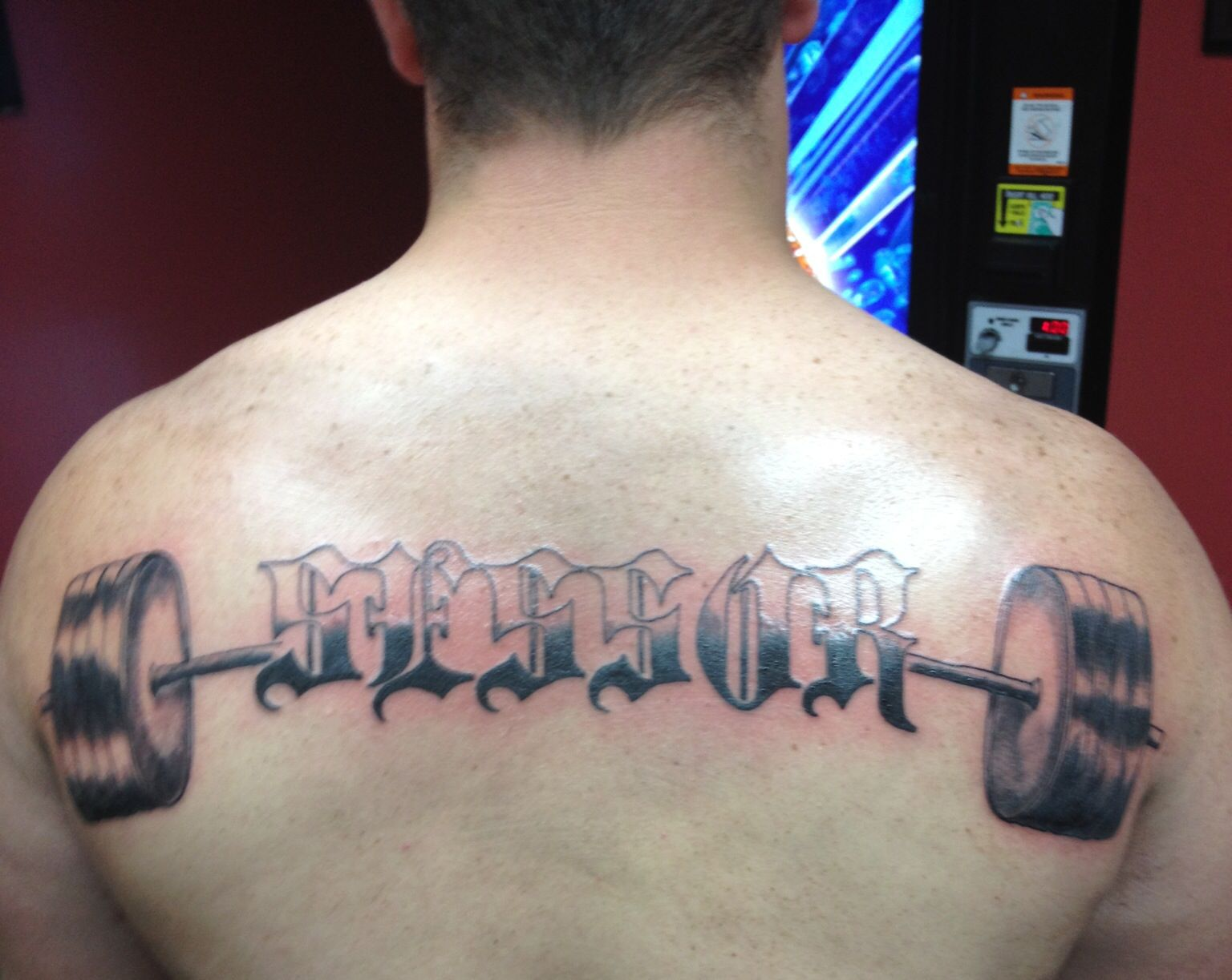 Powerlifting Tattoos