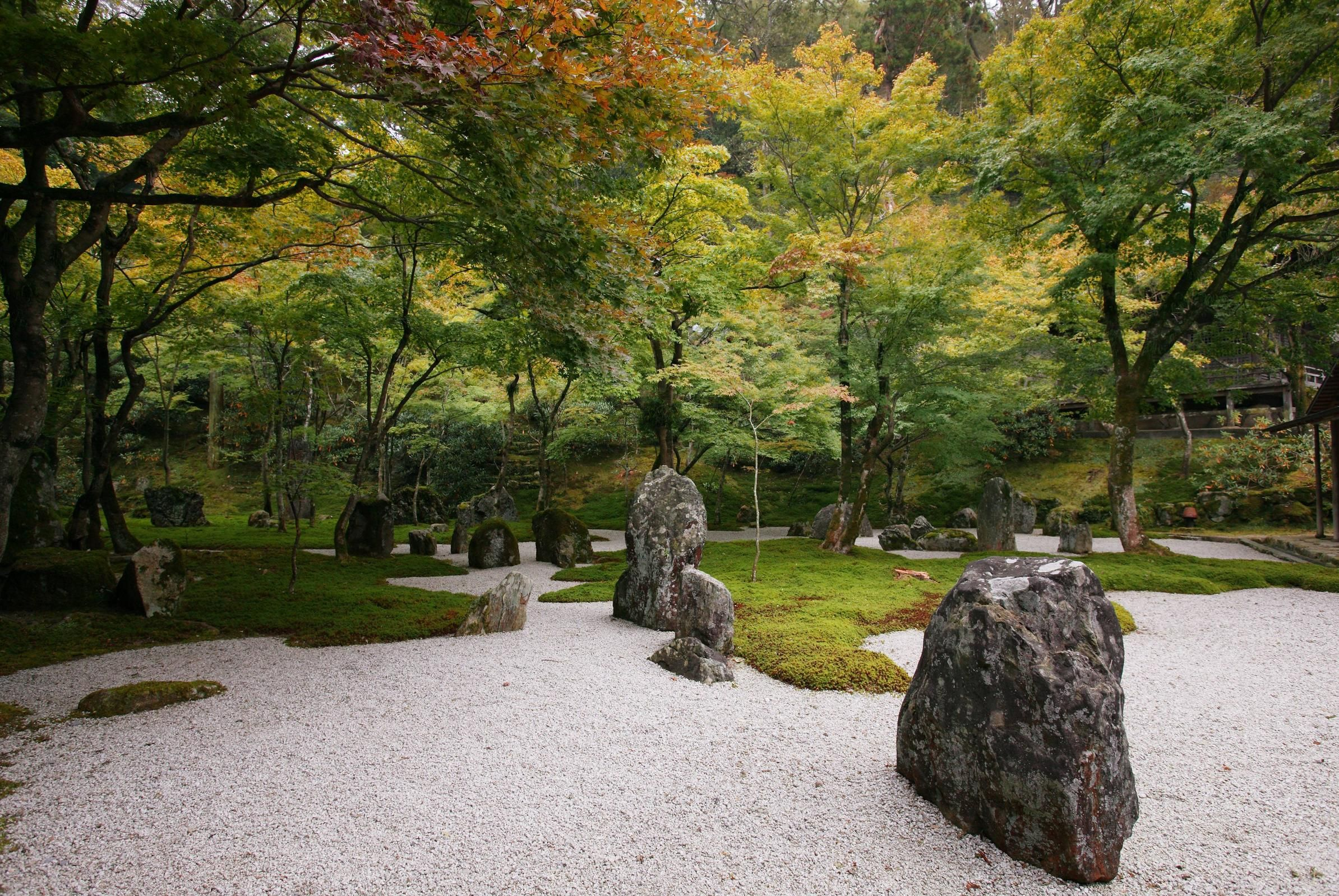 Zen Garden Wallpaper Hd Freetopwallpaper Japanese Gardens